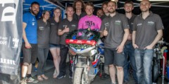 TT race blog