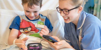 eObs nurse and child blog