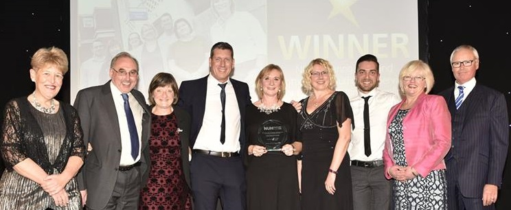 C2Hear team scoops NUH Research Impact of the Year Award