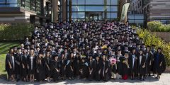 2017 graduates from 4 and 5 year MPharm Courses'