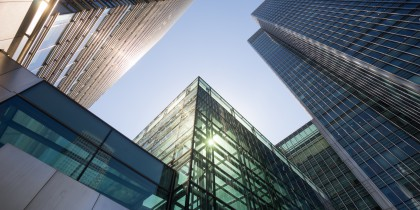 London office business building