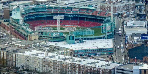 Image of Fenway Park Boston