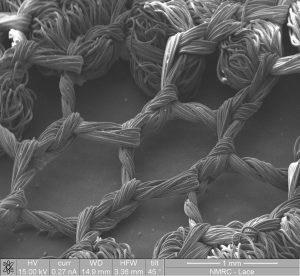 SEM image of fine bridal lace3