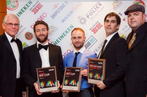 Rock City - Overall winners of Best Bar None 2013