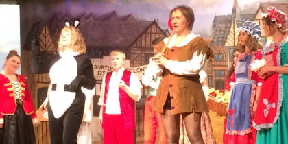 Actors from Dick Whittington (2)