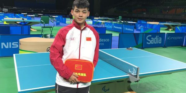 Zhao Shuai, tabletennis