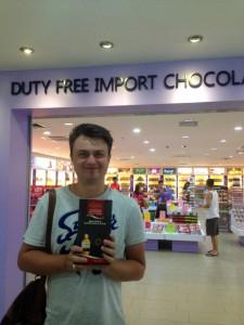 Langkawi chocolate store