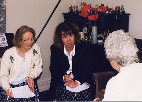 Pharmacists in care homes