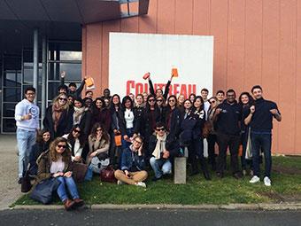 Cointreau Factory visit