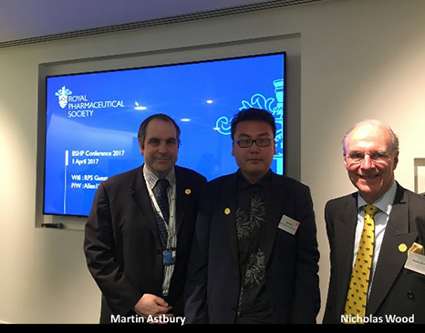 XianleChen with Martin Astbury and Nicholas Wood