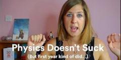 Hannah Coleman: Physics doesn't suck