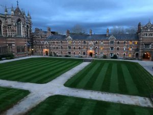 Keble College Oxford
