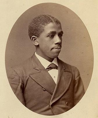portrait of Edward Bouchet