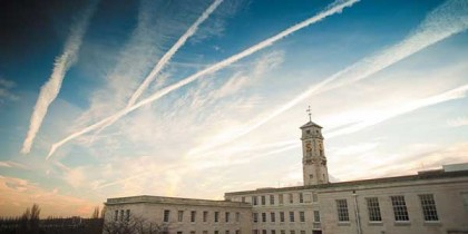 Trent Building, University of Nottingham