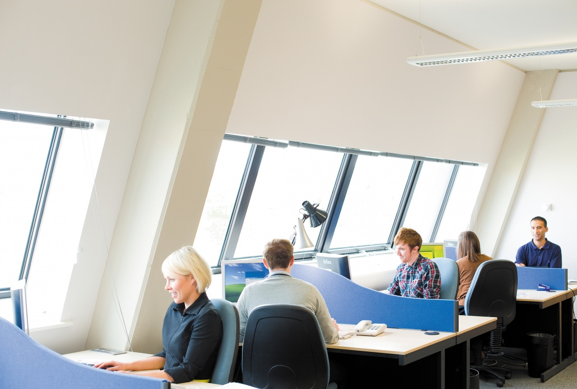 Office space at Jubilee Campus