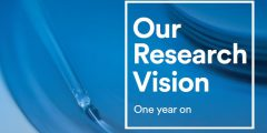 University of Nottingham Research Vision one year on