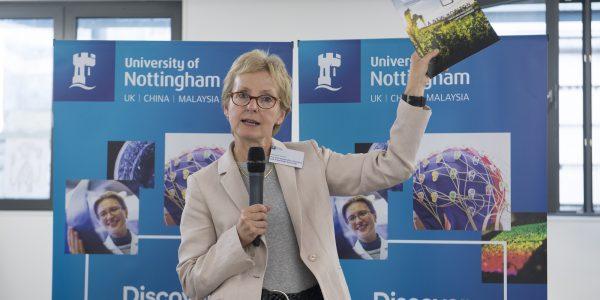 Professor Dame Jessica Corner
