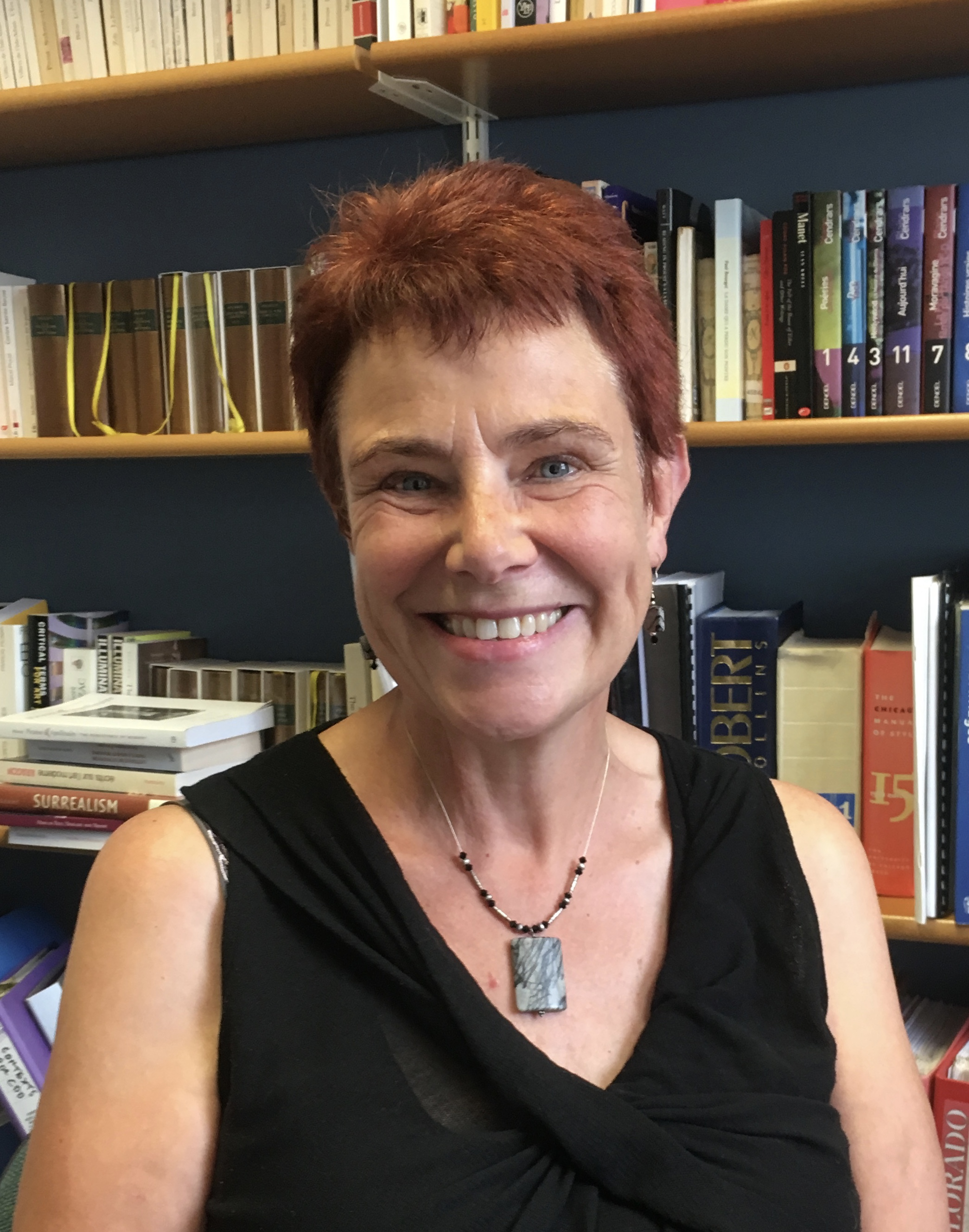 Professor Judith Still is a Fellow of the British Academy