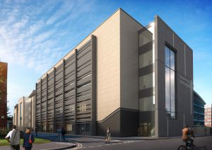 How the Centre for Biomolecular Sciences will look at when it opens in November 2019