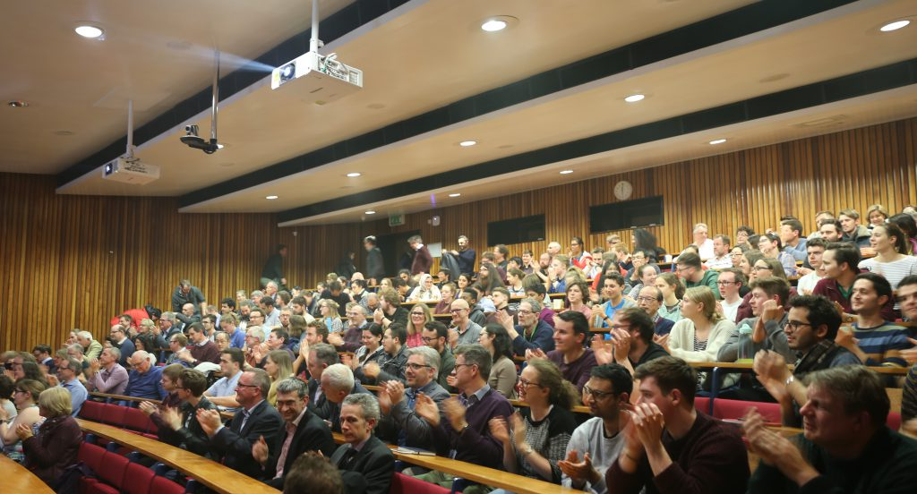 Pete Licence inaugural lecture
