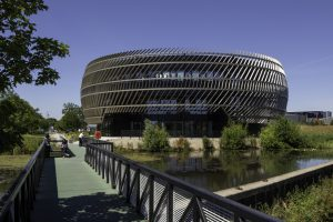 Exterior View of the Ingenuity Building, Jubilee Campus