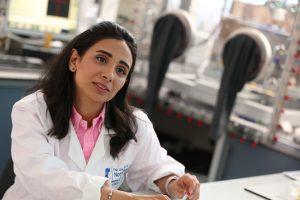 Nesma Aboulkhair postgraduate researcher