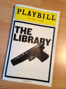 The Library-Playbill