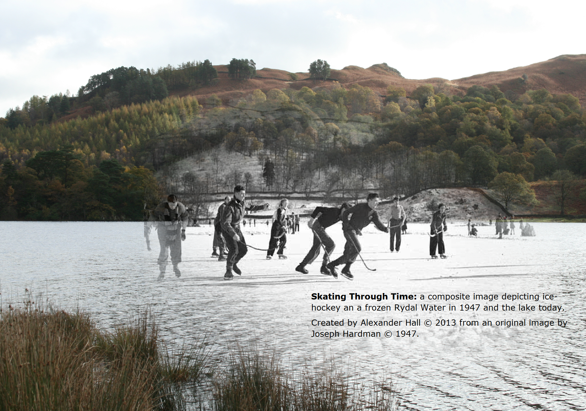 Rydal Water - Ice Hockey 1947-2013