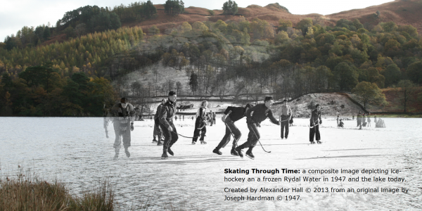 Rydal Water - Ice Hockey 1947-2013 (example)