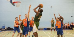 University of Nottingham Men's Basketball
