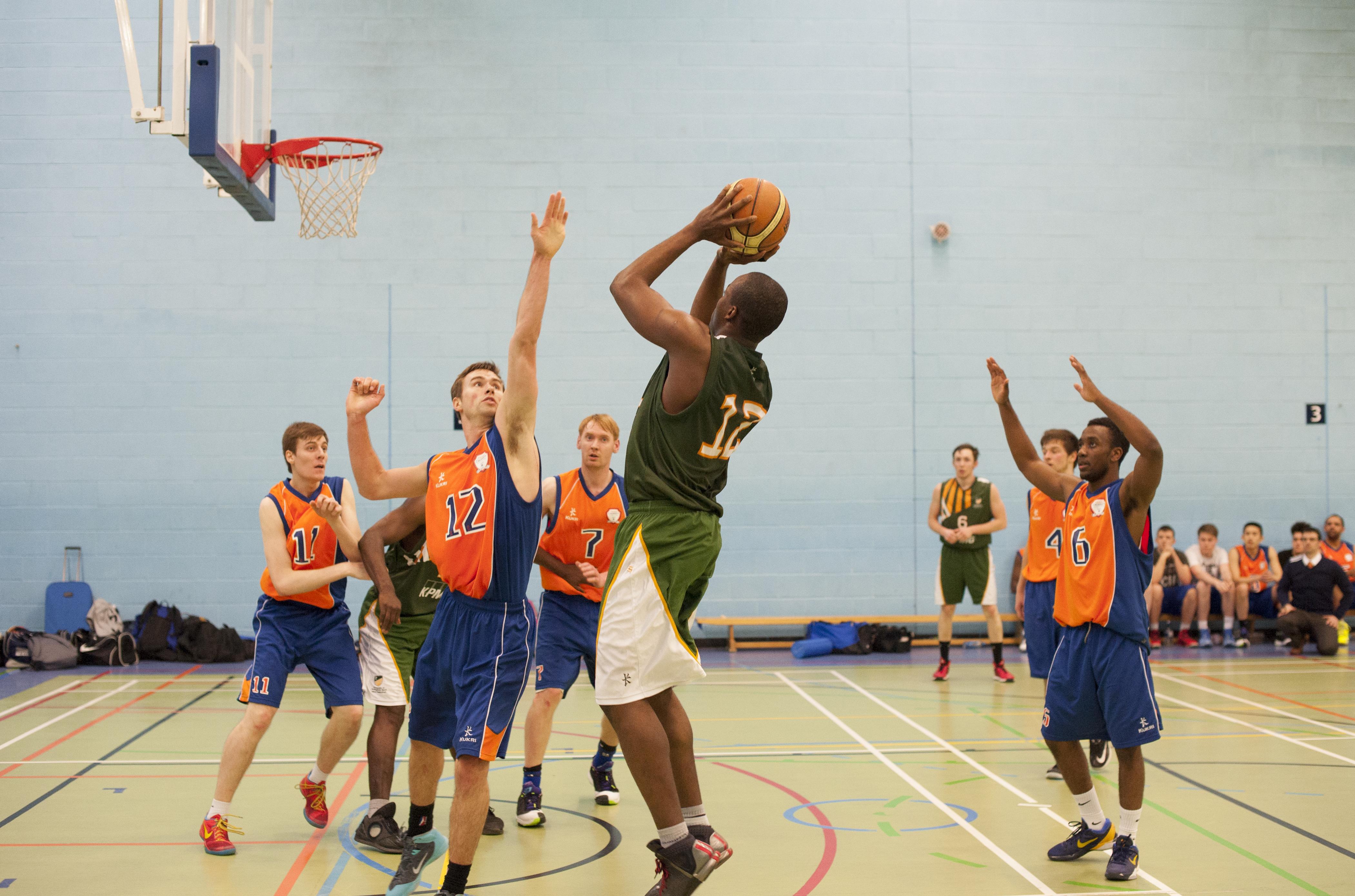 University of Nottingham Men's Basketball