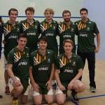 Squash 1st Team