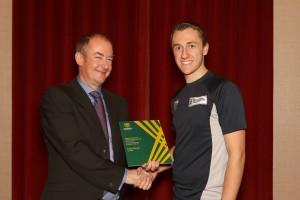 Disability Sport Scholarships, University of Nottingham, Josh Mead