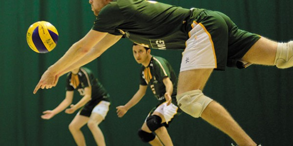University of Nottingham Volleyball