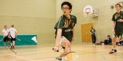 The Men's 1st and 2nd Badminton teams both recorded 8-0 wins this Wednesday.