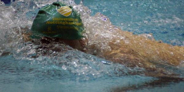 BUCS swimming