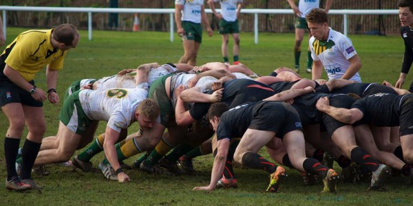 In the result of the day, the Men's Rugby 1st XV beat Northumbria 35-0 to stave off relegation