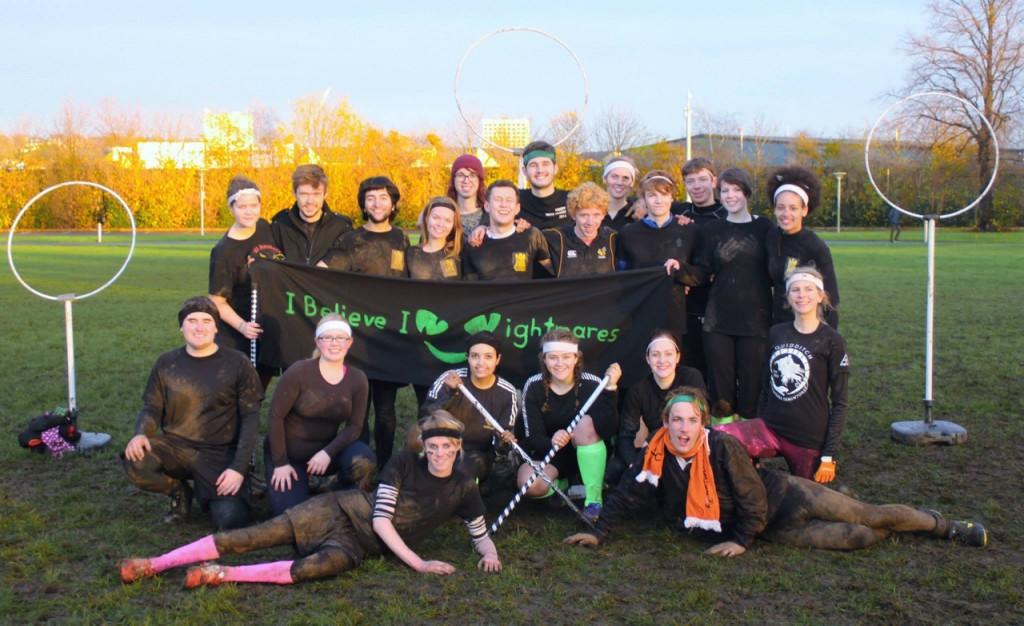 Nottingham Nightmares team