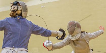 University of Nottingham Fencing