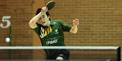BUCS Table Tennis
