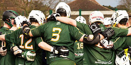 University of Nottingham Men's Lacrosse