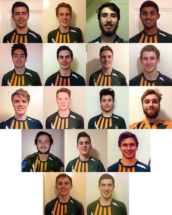 University of Nottingham Men's Hockey 1st team