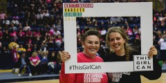 #ThisGirlCan at Nottingham Varsity Series 2015