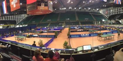 European Table Tennis Championship 2015