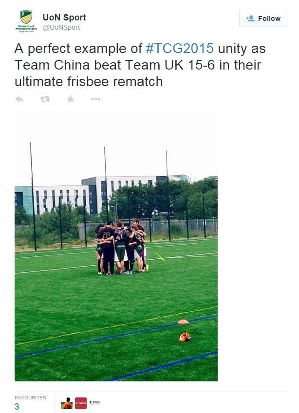 team china huddle