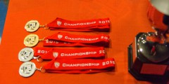 Medals from bucs