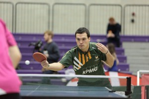 Mens table tennis