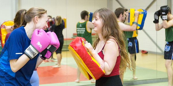 Thai Boxing Taster Session - Girls' Night In