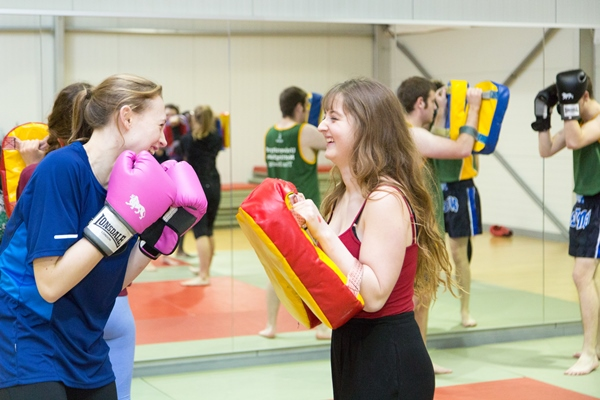Thai Boxing Taster Session - Girls' Night In