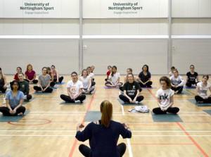 Yoga Taster Session - Girls' Night In